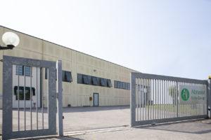 Giussani Abrasivi sede di Padova